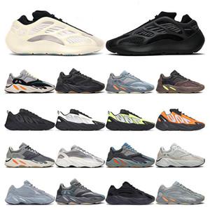 Stock X Kanye scarpe da corsa sneakers uomo Azael Alvah Utility Black Wave Runner MNVN Sneakers sportive da donna arancione fosforo Moda Outdoor