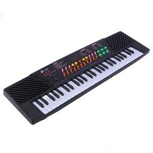 54 Music Key elettronica il piano della tastiera con effetti sonori portatile per i bambini BeginnersUs più elettronico Tastiere