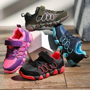 scarpe da ginnastica Scarpe Bambini di marca del progettista dei bambini scarpe da corsa in rete traspirante bambini pattino di sport delle ragazze dei neonati Scarpe Outdoor Indoor