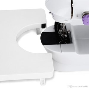Máquina de coser portable grande extensión de la mesa plegable de accesorios Tabla Piernas Diseño Costura tabla de ampliación de la máquina de coser herramienta ML009