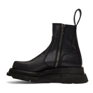 2019 Altezza crescente Maschio Stivali Vera Pelle Popolare Mens Casual scarpe da sera Stivali Moda Spessa Sole Uomo Stivali 13 # 25 / 20D50