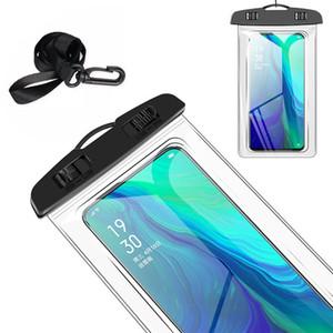 방수 케이스 방수 가방 완장 파우치 케이스 커버를 들어 범용 휴대 전화의 경우 모든 휴대 전화 휴대 전화 액세서리