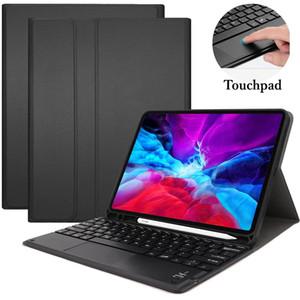 Для 2020 IPad Pro 11 Случая с осязаемым Keyboard 2020 США немецких съемной Bluetooth клавиатуры для IPad Pro 11 Tablet Keyboard Case