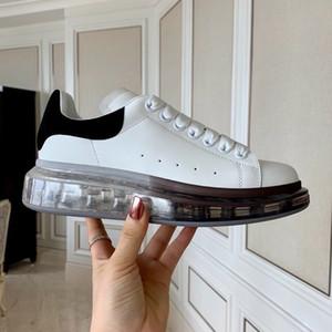 Le migliori scarpe casual Oversize Sole Sole Mens Platform Platform Sneaker Hommes Interainer Counter Crystal Bound Chaussures Triple Espadrilles