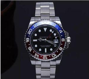 Luxus Designer Herrenuhren Saphir Automatik Mechanische Uhr Schweizer berühmte Marke R1115 Armbanduhren Montre de Luxe Montres für Herren