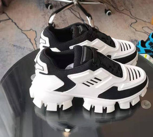 Zapatos de diseño para hombre Cloudbust trueno 50 de descuento suela de goma amarillo mujeres blancas de lujo zapatillas de deporte al aire libre tamaño ocasional 35-46 entrenadores