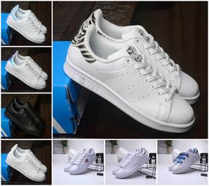 2019 Originals STAN smith Chaussures de marque femme Mode homme Chaussures de sport à bas prix StanSmith Garçons et Filles chaudes Chaussures Casual EUR 36-45