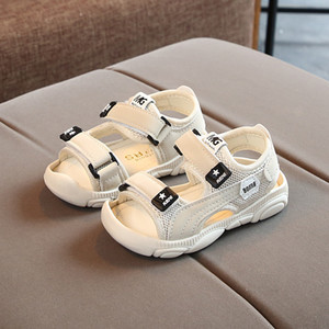 Boys Sandals Toddler Baby Shoes Summer Girls Beach Sandals Slippers Kids Children Unicorn Shoes Age 1 2 3 4 5 6 7 Years Old T200530