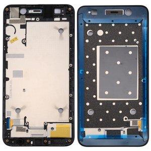 Para Huawei Y6 / 4A honor frontal de la carcasa del LCD del capítulo del bisel de la placa