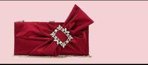 RV üst seviye ipek ve sosyetik sosyal akşam çanta el yapımı elmas kaplı gelinlik debriyaj saten