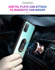 High quality cell phone case for galaxy A51 Case Clear 3in1 Heavy Duty Full-Body Protection Cover Phone Case for Samsung Galaxy A51