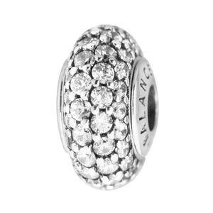 whole saleFit ESSENCE Bracelets DIY Beads for Jewelry Making Sterling-Silver-Jewelry Friendship Charms Silver 925 Berloque Women Jewelry