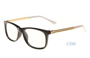 Gafas de sol de diseñador para mujer Europa alta calidad 3818 gafas de nylon estilo UV400 full Square frame glass con caja