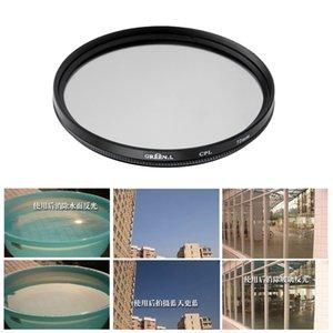 Consumer Electronics DSLR lente filtro polarizador CPL Filtro 40,5 43 46 37 49 52 55 58 62 67 72 77 milímetros 82 milímetros