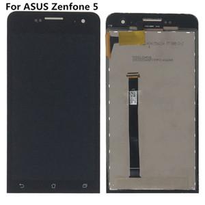 """5.0 """"شاشة LCD IPS Zenfone لASUS زين للASUS Zenfone 5 LCD تعمل باللمس محول الأرقام للحصول ASUS Zenfone 5 العرض T00J A500KL A500CG A501CG"""