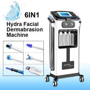 2020 Nouvelle Dermapen cicatrices d'acné du visage hydra Machine rides enlèvement par ultrasons RF Bio peau Scrubber Équipement