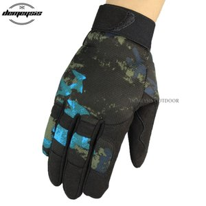 Outdoor Sports Hiking Cycling Training Tactical Gloves Multicam Tactical Hunting Gloves Non-slip Motorcycle Sports Gloves