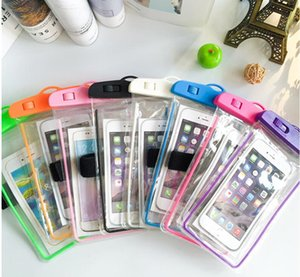 Waterproof Bag Water Proof Bag armband pouch Case Cover For Universal water proof cases all Cell Phone Free shipping