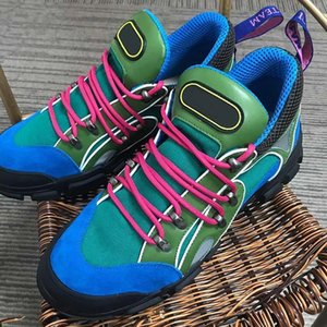 Flashtrek men women luxury shoes fashion Designer shoes Top quality Designer sneakers size 35-45 model d09