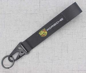 سيارة المعصم سلسلة المفاتيح الحبل معلقة حزام مفتاح حبل مفتاح سلسلة مشبك مشبك الإفراج السريع مفتاح سلسلة