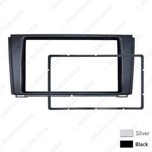 2Din Car Fascia Frame Stereo Radio Audio Panel para JINBEI Grace 2009-2014 Dash Installation Trim Mount Kit # 4981