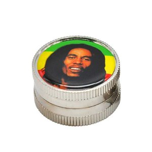 40mm Tobacco Grinder Plastic Herb Crusher Moledor Smoking Grinder for Tobacco Smoking Accessories Fashion New Household