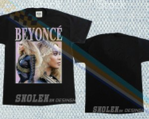 Inspired By Beyonce Hip Hop Rap Tour Merch Vintage T Shirt Size S To 5Xl