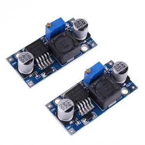 Freeshipping Newstyle 20pcs Set DC-DC Converter Step-down Power Supply Modules Buck Converters Car Power Adjustable Step Down Voltage Board
