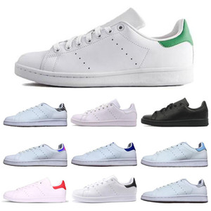 2020 Top quality women men new stan shoes fashion smith sneakers Casual shoes leather sport classic flats size 36-45
