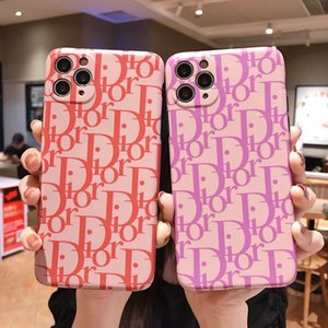 Designer Phone Cases for iPhone 11 Pro Max 7 8 plus X xs Max XR fashion PU Leather phone cover