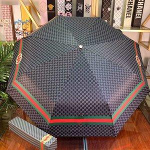 Özlü Bonzer Çift Şemsiyeler Yüksek Dayanıklılık Alaşım Şemsiye Fimbrias İyi Isı Yalıtımı Mülkiyet Karşıtı UV güneş şemsiyesi Standı