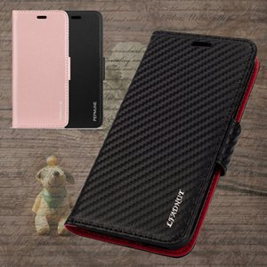 Pepmune Vintage Carbon Fiber Flip Phone Case Pour Huawei P20 Lite Maté 20 Pro Magnetic Wallet Housse en cuir pour Huawei P30 Pro