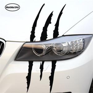 Оптовая стайлинга автомобилей монстр наклейки царапинам полоса Коготь марки автомобилей наклейки авто виниловые наклейки автомобиля аксессуары 40 см*12 см