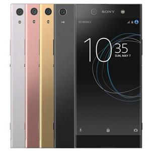 Восстановленное Ультра G3221 G3226 6,0 дюйма окт Ядро 4 Гб RAM 32 / 64GB ROM 23MP разблокирована 4G LTE Android смарт-телефон 10шт Оригинального Sony Xperia xÀ1