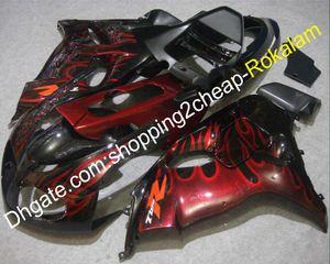 TL1000R Carenagem Para Suzuki TL 1000R 1998 1999 2000 2001 2002 2003 TL 1000 R Vermelho Preto Motorcycle Body Fairings Kit (moldagem por Injeção)