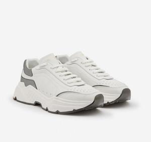 zapatillas de deporte de lujo los hombres del diseñador DAYMASTER alta calidad respirable ocasional Confort Aire libre Ocio Pisos con la caja, EU38-45