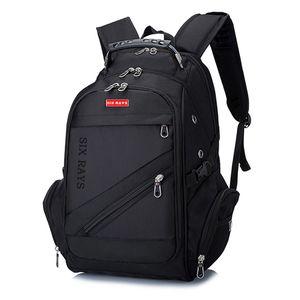 """Marka İsviçre Laptop 15 """"sırt çantası Dış İsviçre Bilgisayar Sırt Çantaları Erkekler Kadınlar Için Anti-hırsızlık Sırt Çantası Su Geçirmez Çanta sırt çantası MX190709"""