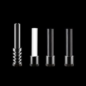 Remplacement 510 fil pipe en céramique et titane quartz Conseils clous pour tuyaux Gr2 Tip fumeurs Titanium