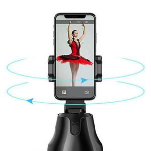 Smart Auto Tir selfie Intelligent Stick Suivez Gimbal AI-composition objet de suivi automatique du visage suivi caméra téléphone Titulaire