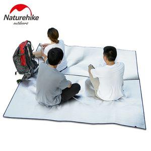 NatureHike Aluminum Foil Outdoor Camping Mat Sleeping Mattress Lightweight Portable Waterproof And Foldable