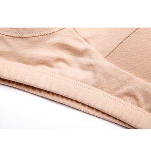 New 1pc Women Intimates Seamless Pregnant Nursing Bra Sports Yoga Sleeping Bralette Soft Maternity #K19