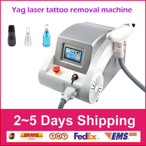 New Portable 2000MJ 532nm 1064nm 1320nm Tattoo Pigments Removal Q Switch ND YAG LASER Beauty Salon machine Skin Care