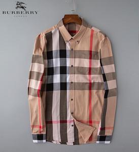 Abnutzung Designer der neuen Männer lange Hülse beiläufiges Hemd für Männer uns Marke Polos Hemd Art und Weise @ 3333