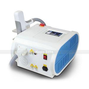 La tecnología de Korea aimingPro 1064nm 532nm Q limpiador de tatuaje Nd Yag equipo láser elimina el pigmento de la ceja para salón de belleza