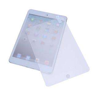 영화 스크래치 방지 민감한 터치 전면 마운트 스크린 가드 안티 지문 보호 강화 유리 iPad 용 미니
