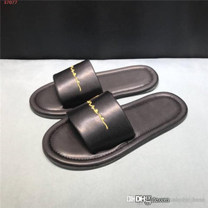 Mens Trend printing slippers Breathable Comfort Slippers Style Slides with sturdy rubber sole Slipper With Matching Packing
