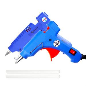 Prostormer Sıcak Tutkal Sopa ile Tutkal Tabancası 7mm 11mm 11mm Mini Guns Termo Elektrikli Isı Sıcaklığı Aracı pistola de silicona calien
