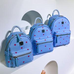 Mochila de lujo de diseño de mini mochila bolsas de las mujeres de moda los bolsos de alta calidad 2019 de las nuevas mujeres mochilas