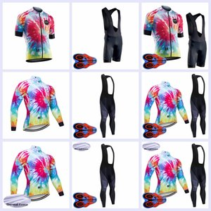 2020 Men NW Team cycling jersey bike shirt bib pants suit High Quality Outdoor Sportswear Racing Clothes bicycle uniform Y20070601
