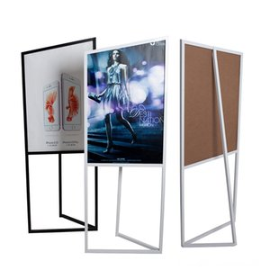 Ads Signs Banner Wedding Propaganda Advertising Poster Frame Event & Party Supplies Festive & Party Supplies Display Floor Stand Mall Activi